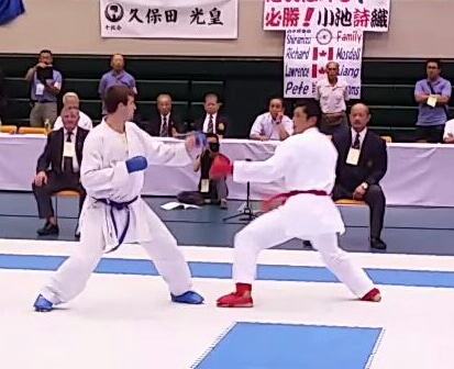 Final -84kg Wado World cup