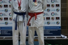 British Karate Federation finalists