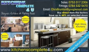 Kitchens complete 4 U