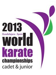 WKF Junior Spain 2013