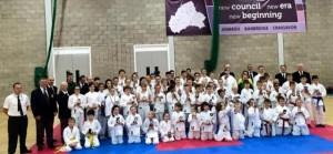NI Karate Board championships